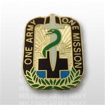 US Army Unit Crest: 48th Combat Support Hospital - Motto: ONE ARMY ONE MISSION