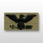 US Navy Collar Device Desert:  O-6 Captain (CAPT) Left