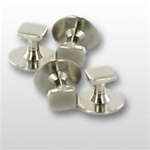 USAF Stud Set - Mirror Finish (4 each)
