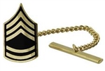 US Army Tie Tac: E-7 Sergeant First Class (SFC)