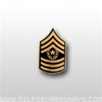 US Army Tie Tac: E-9 Command Sergeant Major (CSM)