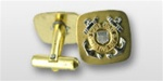 USCG Cuff Links: Enlisted