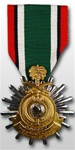 Full-Size Medal: Kuwait Liberation - Saudi Arabia - All Services - Foreign Service: Saudi Arabia