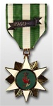 Full-Size Medal: Vietnam Campaign with 60s Date Bar
