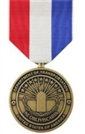 Full-Size Medal: US Military Medal: 9-11 Medal - Department of Transportation - USCG