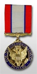 Full-Size Medal: Army Distinguished Service - Army