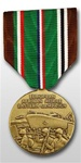 Full-Size Medal: European-African-Mideast Campaign - All Services