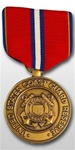 Full-Size Medal: Coast Guard Reserve Good Conduct - USCG