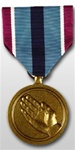 Full-Size Medal: Humanitarian Service - All Services