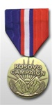 Full-Size Medal: Kosovo Campaign Medal - All Services