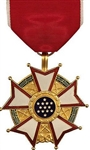 Full-Size Medal: Legion Of Merit - All Services