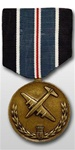 Full-Size Medal: Medal For Humane Action - Berlin Airlift - All Services