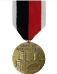 Full-Size Medal: World War II Occupation - Army - AF