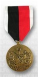 Full-Size Medal: World War II Occupation - USN - USCG
