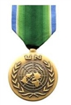 Full-Size Medal: United Nations Observer India/Pakistan - U N  Service