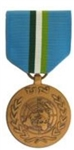 Full-Size Medal: United Nations Security Force - Hollandia