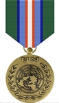Full-Size Medal: United Nations Cambodia Transitional Authority - U N  Service