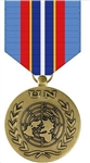 Full-Size Medal: United Nations Advance Mission Cambodia - U N  Service