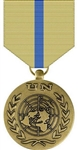 Full-Size Medal: United Nations Iraq/Kuwait Observer Mission - U N  Service