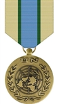 Full-Size Medal: United Nations Operations In Somalia - U N  Service