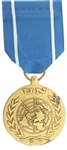 Full-Size Medal: United Nations Medal - Observer