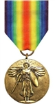 Full-Size Medal: World War I Victory - All Services