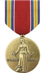 Full-Size Medal: World War II Victory - All Services