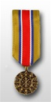US Military Miniature Medal: Army National Guard Component Achievement