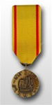 US Military Miniature Medal: China Service - Navy