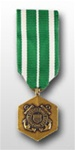 US Military Miniature Medal: Coast Guard Commendation