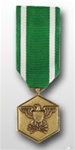US Military Miniature Medal: Navy Commendation - USMC
