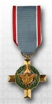 US Military Miniature Medal: Air Force Cross
