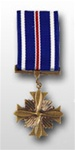 US Military Miniature Medal: Distinguished Flying Cross