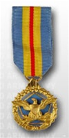 US Military Miniature Medal: Defense Distinguished Service