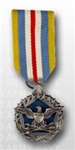 US Military Miniature Medal: Defense Superior Service