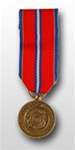 US Military Miniature Medal: Coast Guard Reserve Good Conduct
