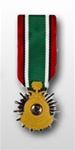 US Military Miniature Medal: Kuwait Liberation-Saudi