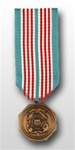 US Military Miniature Medal: Coast Guard Medal For Heroism