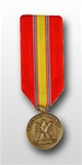US Military Miniature Medal: National Defense Service
