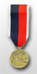 US Military Miniature Medal: World War II Occupation Army-Air Force