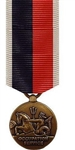 US Military Miniature Medal: World War II Occupation - USMC