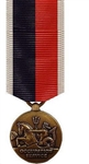 US Military Miniature Medal: World War II Occupation Navy-CG