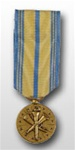 US Military Miniature Medal: Armed Forces Reserve -- National Guard