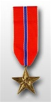 US Military Miniature Medal: Bronze Star