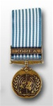 US Military Miniature Medal: United Nations Service -Korea
