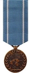 US Military Miniature Medal: United Nations Medal (Observer)