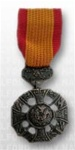 US Military Miniature Medal: Gallantry Cross - R.V.N. - Plain