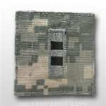US Army ACU Rank with Hook Closure: W-2 Chief Warrant Officer Two (CW2)