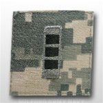 US Army ACU Rank with Hook Closure: W-3 Chief Warrant Officer Three (CW3)