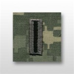 US Army ACU Cap Device, Sew-On: W-5 Chief Warrant Officer Five (CW5)